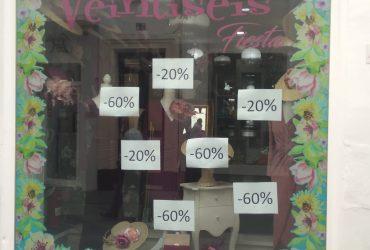 VEINTISEIS DTOS EN FIESTA HASTA EL 60%
