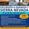 Excursión Granada y Sierra Nevada