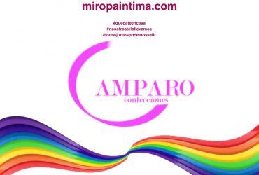 APERTURA TIENDA ONLINE CONFECCIONES AMPARO miropaintima.com
