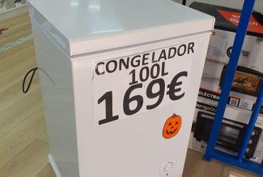 CONGELADOR 100 LT
