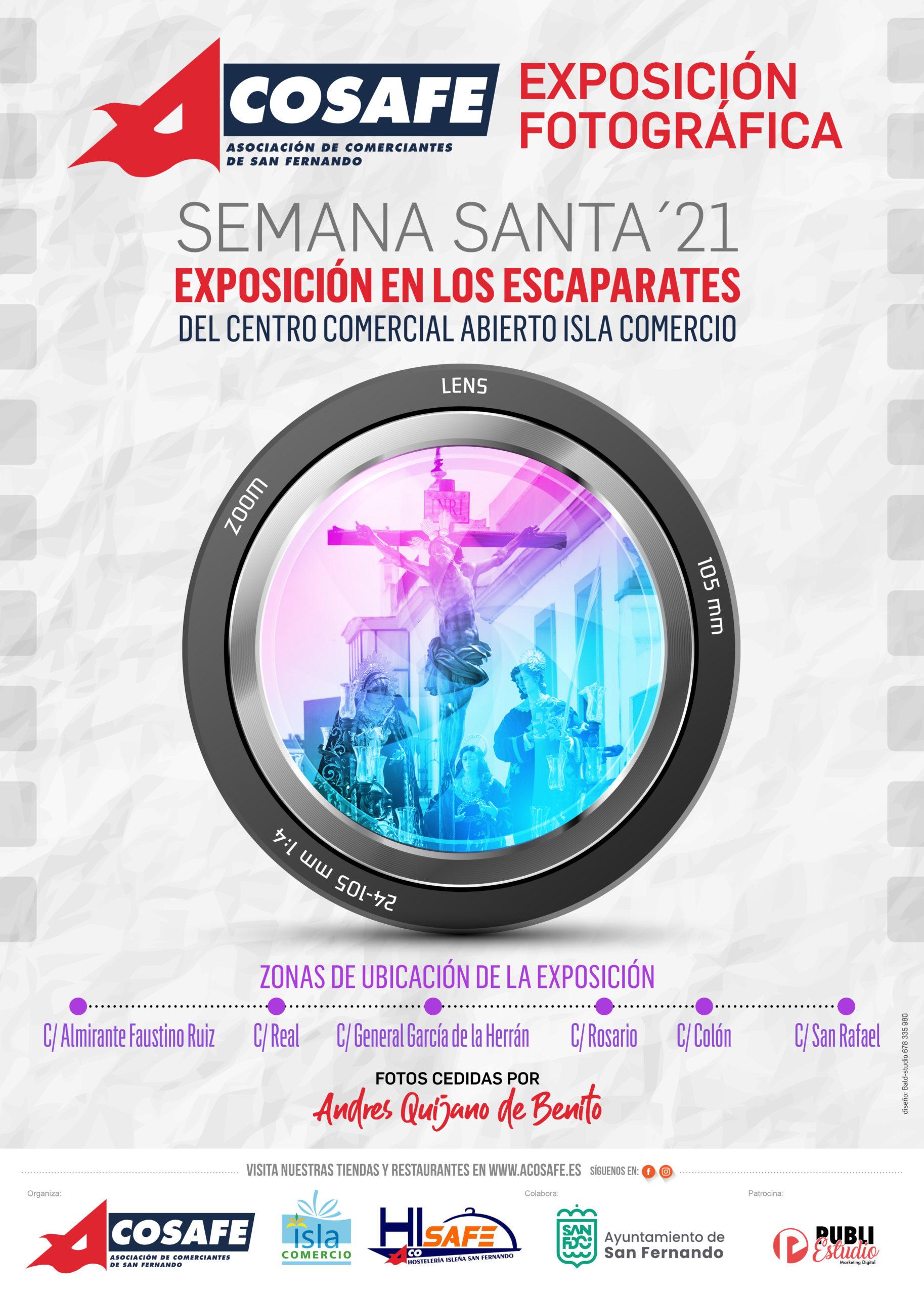 I EXPOSICIÓN FOTOGRÁFICA DE SEMANA SANTA