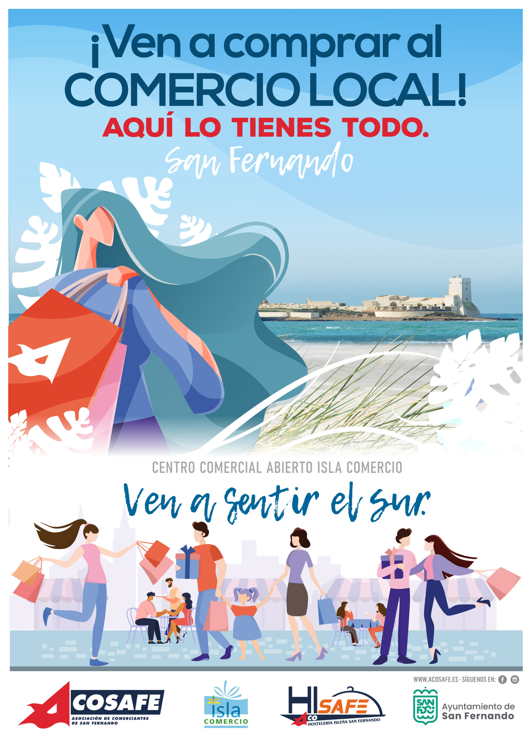 Ven a Sentir el Sur!! Ven a San Fernando