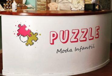 PUZZLE MODA INFANTIL